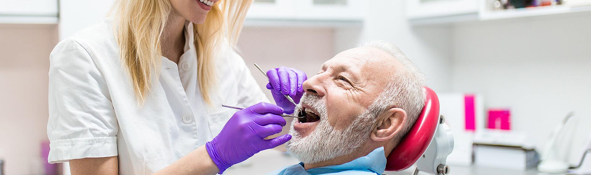 Preprothetische Kieferorthopädie / Implantate / Zahnersatz / Zahnlücke