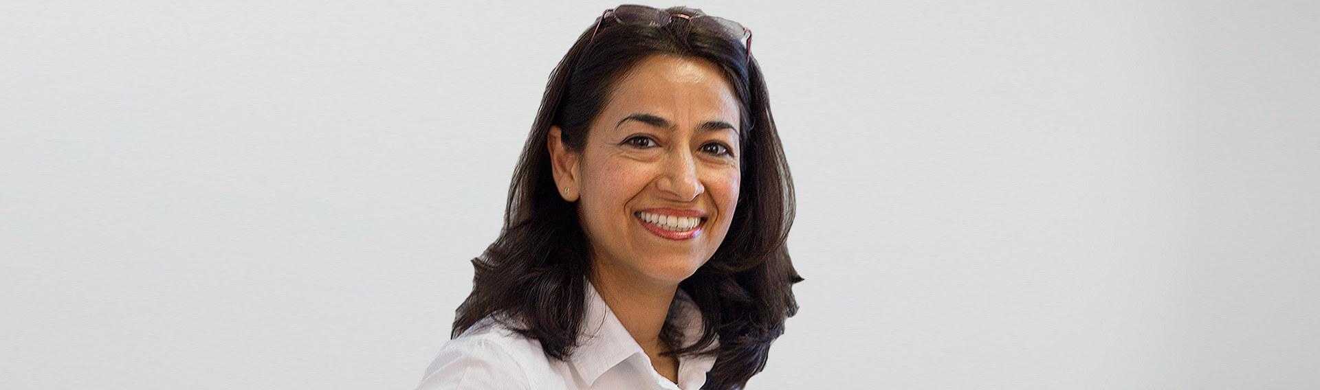 Hamideh Pfeiffer - Kieferorthopädin in Salzgitter