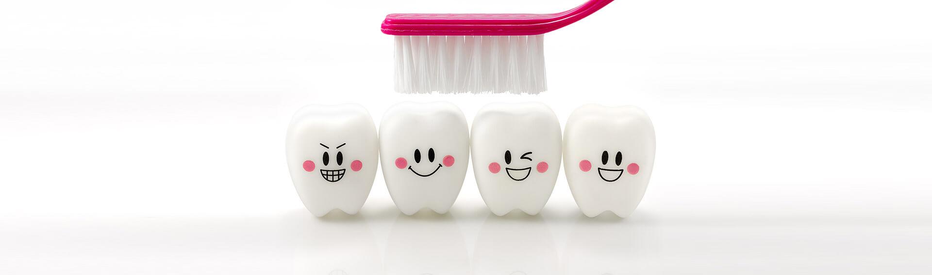 Wir bieten mehr als nur Standard Kieferorthopädie - Schnarchtherapie, Bleaching, Mundschmuck, professionelle Zahnreinigung, usw.